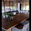14 Seater Cedar Dining Table 300cm x 140cm x 75cm