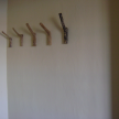 Driftwood Coat Hooks, single 16cm