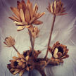 Large 5-flower driftwood Centerpiece