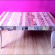 6 Seater Pallet Dining Table 160cm x 82cm x 75cm