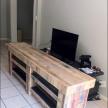 Pallet TV/Media Unit 200cm x 70cm x 45cm