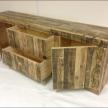 Pallet Dresser Unit 200cm x 70cm x 45cm