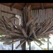 Driftwood Chandelier 100cm