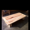 Cedar Coffee Table 160cm x 82xm x 40cm