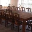 16 Seater Aromatic Cedar Dining Table 300cm x 140cm
