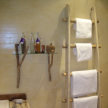 Driftwood Towel Ladder/Rack