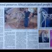 The Mercury newspaper May 2013.
