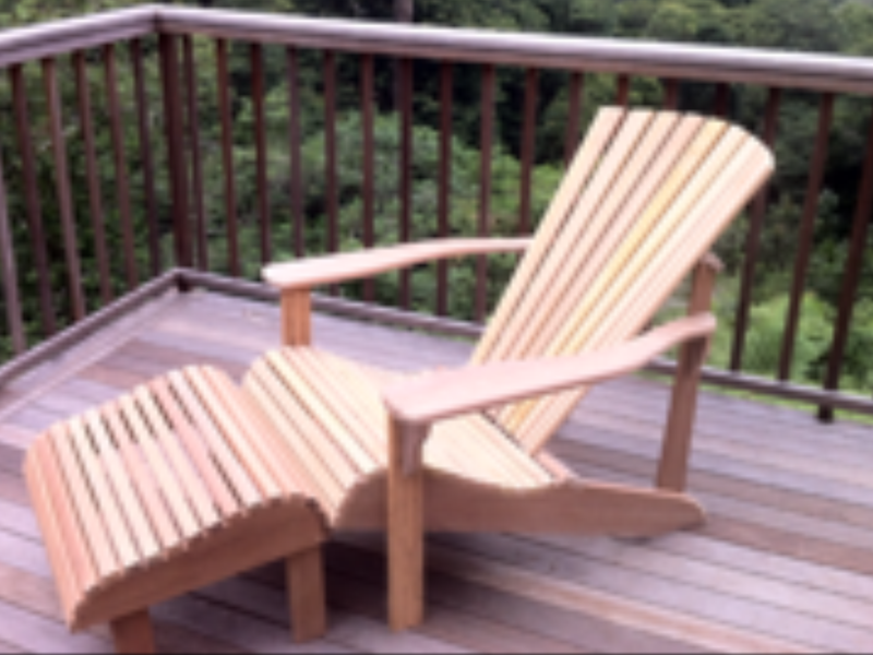 Pictures Of Sundecks Stairs And Benches: Furniture